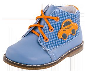 990999249 Детская обувь «Первые шаги» торговой марки «Котофей»